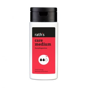 rath's care medium Haupflegelotion - 125 ml-Flasche