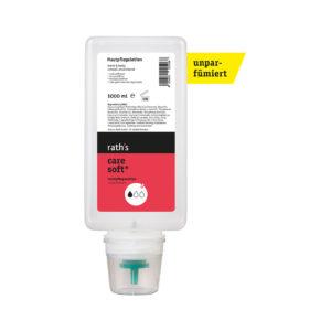 rath's care zachte ongeparfumeerde huidverzorgingslotion - 1 liter zachte fles