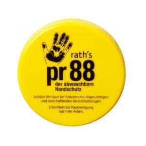 rath's pr88 Hautschutzcreme - 100 ml Dose