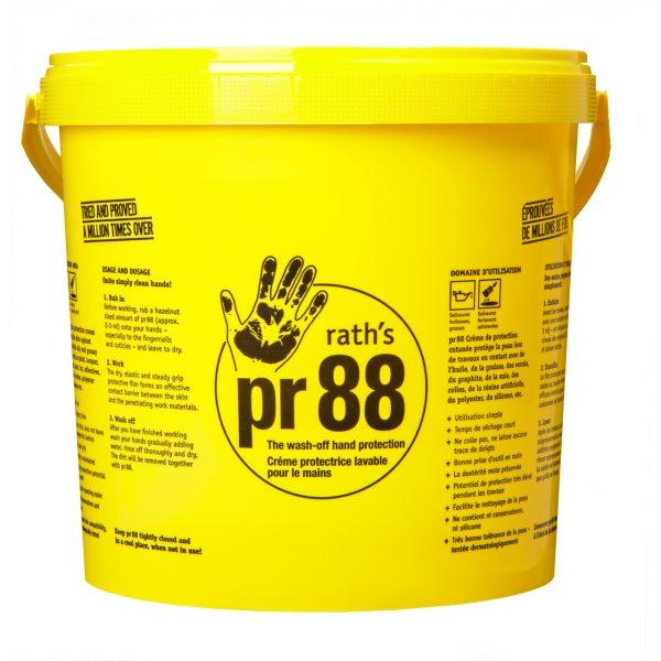 rath's pr88 Hautschutzcreme - 10 Liter-Eimer