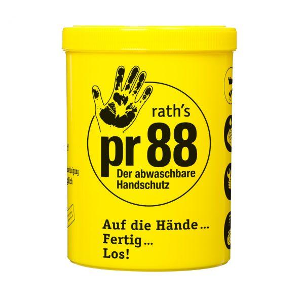 rath's pr88 Hautschutzcreme - 1Liter-Dose