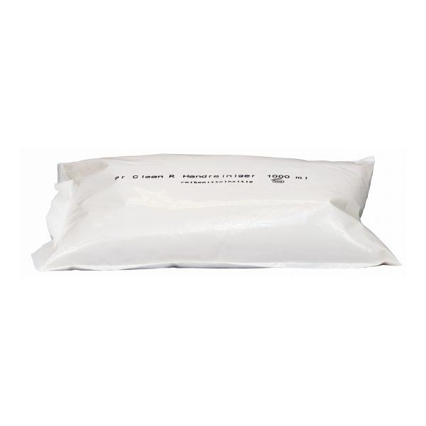 rath's clean intense - reibmittelhaltiger Handreiniger - 1 Liter-Nachfüllbeutel