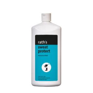 rath's sweat protect - Hautschutzfluid gegen Feuchtigkeitsbildung - 1 Liter-Flasche