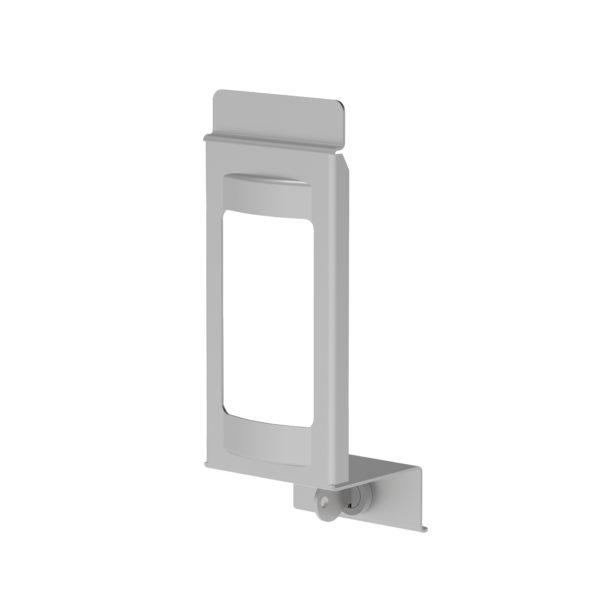 Verschlussplatte für Wandspender 1059 AK