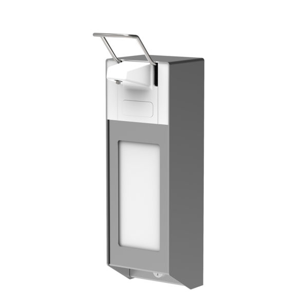 rath's Wandspender-Alu für 2,5 Liter-Flaschen