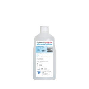 Desinfektion Descoderm Industrial 500 ml-Flasche