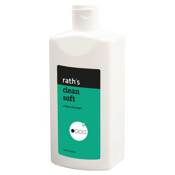 rath's clean soft 500 ml-Flasche